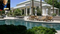 Merv Griffin's estate in La Quinta comes complete with racetrack and horse stables at $9.5 M