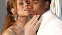 Mariah Carey and Nick Canon