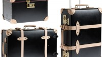 Trot about the globe in style with Globe-Trotter Centenary Luggage Collection