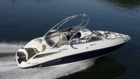 Yamaha 232 Series boats take luxury to new heights