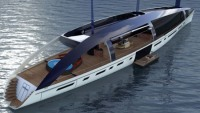 Soliloquy super-green superyacht is eco-luxury at its best