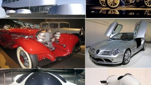 Mercedes Benz Museum & Workshop Tour