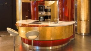 The world's most expensive fitted kitchen