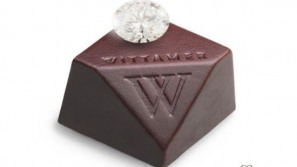 World's most expensive chocolate praline from Wittamer, Belgium is worth $240,000