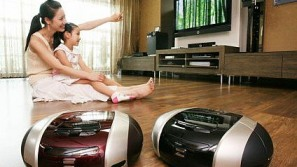Self-Recharging Robot vacuums From Samsung