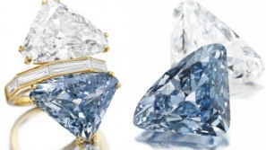 Rare BVLGARI Blue Diamond to sell for over $12 million at Christie's
