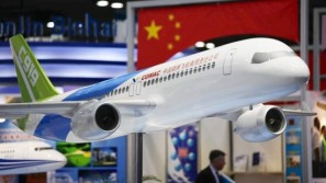 Chinese C919 jumbo jet aims to compete with Boeing 737 and Airbus A320