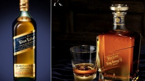 Gift a personalized Johnnie Walker Blue Label bottle this Christmas
