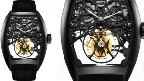 Baselworld 2011: World's largest tourbillon ever incorporated into a wristwatch