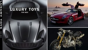 World's top luxury toys for men