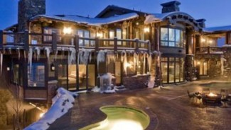 Ski Dream Home on Baldy Peak listed for auction at $21.9 million