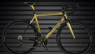 Colnago's limited edition bike marks the bicycle brand's 18th anniversary