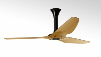 Big Ass Fans Designs Haiku Bamboo Fans with Sensorless Drive Technology