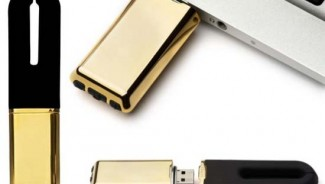 USB-powered vibrator 'Duet' with 24K gold plating is for the erotic connoisseur