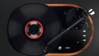AMG V12 turntable is a new chapter in the world of vinyl playback
