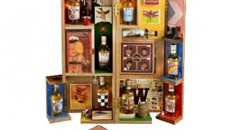 The Macallan and Sir Peter Blake collaborates for a limited edition whisky box