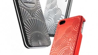 CalypsoCrystals' limited edition iPhone 5 cases by Lara Bohinc