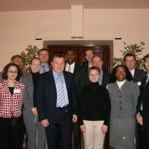 Mikhail Fridman and colleagues