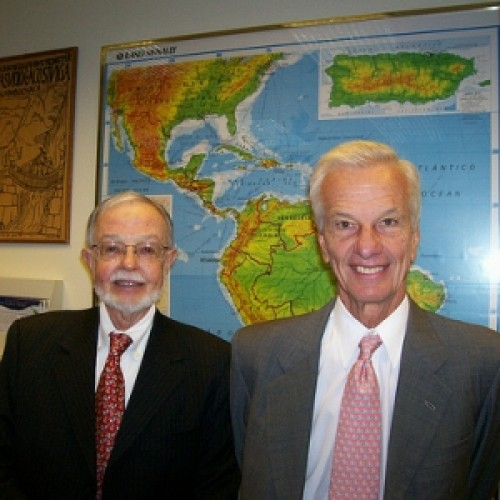 Joe Love and Jorge Paulo Lemann