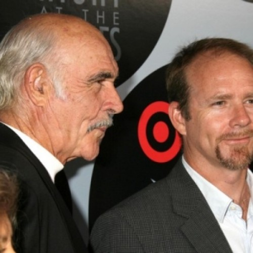 Sean and Jason Connery