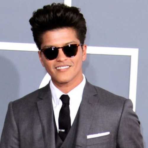 Bruno Mars on Richfiles