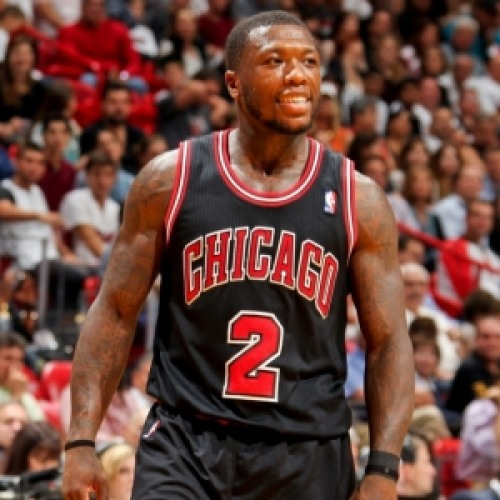 Nate Robinson (Character) - Giant Bomb