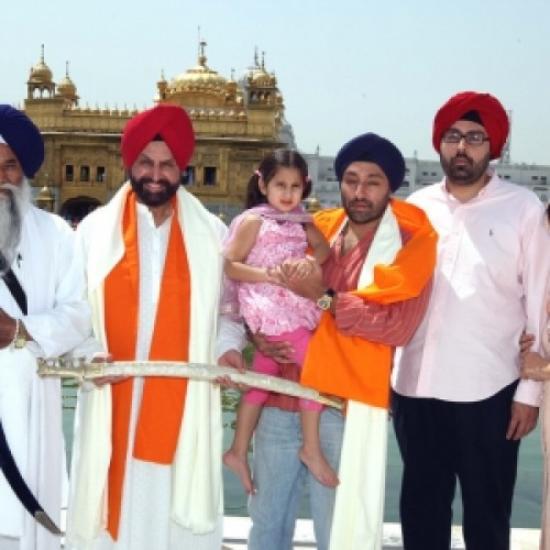 The religious side of Vikram Chatwal.