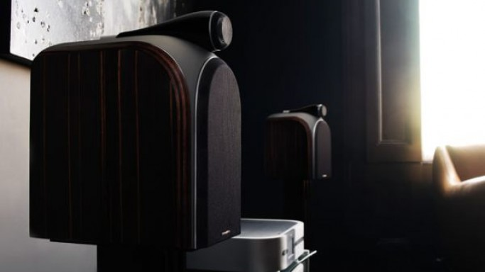 Bowers & Wilkins' PM1 speakers deliver big sound in a compact package