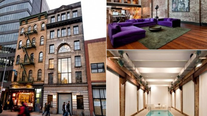 Most expensive rental home in Manhattan is asking for $100,000 a month