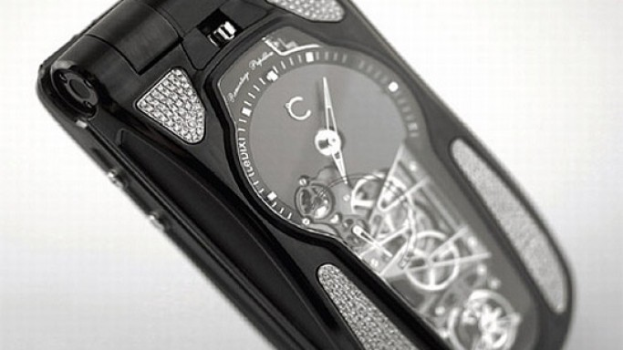 Celsius all new LeDIX Eternel mechanical watch phone is a perfect horological gift