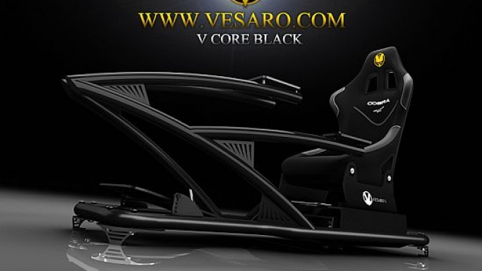 Bring the F1 race track within your rooms with the Vesaro Simulator systems
