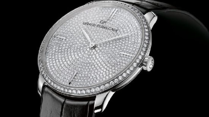 Girard-Perregaux Revives 1966 Swiss Watch Elegance