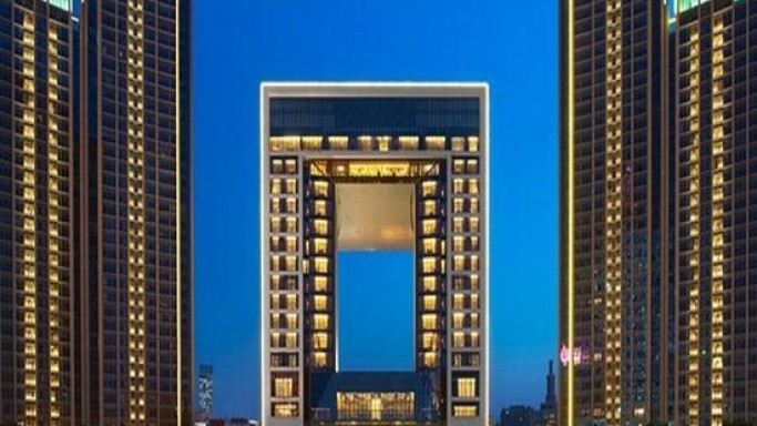 St. Regis Tianjin Presidential Suite is the largest suite in the city