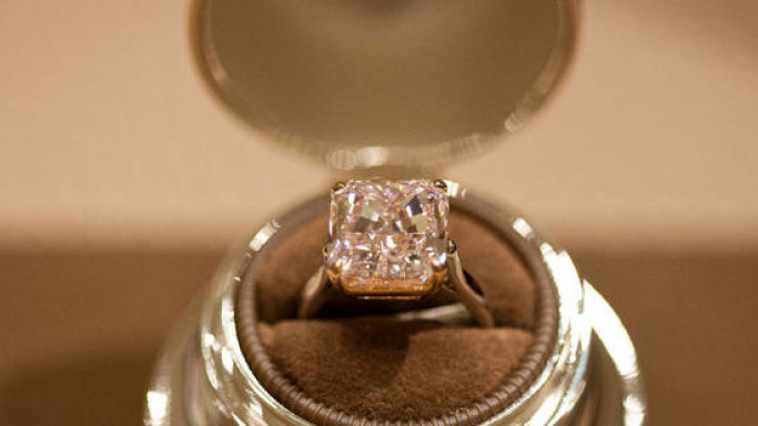 World's largest pink diamonds