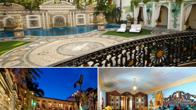 Gianni Versace's home in Miami goes for sale at $125 million