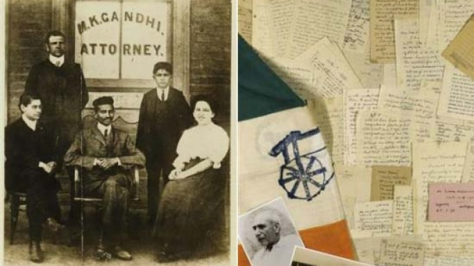 Mahatma Gandhi's letters estimated to fetch $1 million at auction