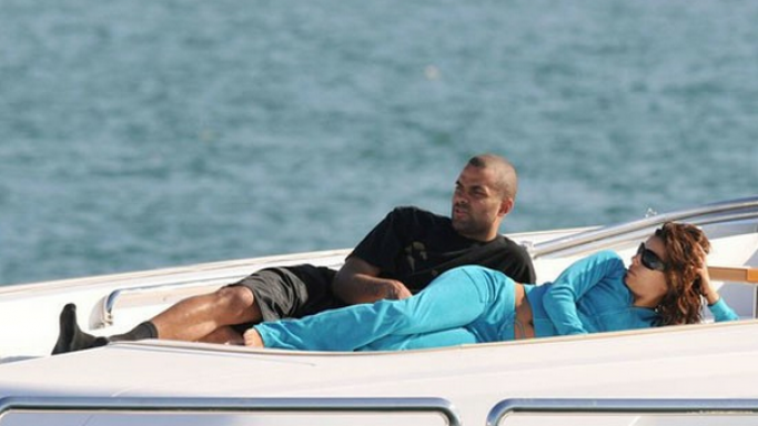 Eva Longoria was seen spending a vacation with her husband San Antonio in St Tropez