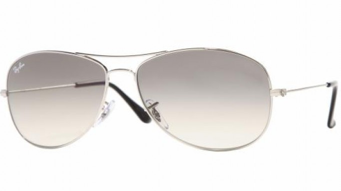 Heather Mills Ray Ban 3362 is an aviator style sunglass
