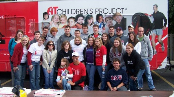 A-T Children's Project has support from actor Ben and other celebrities.