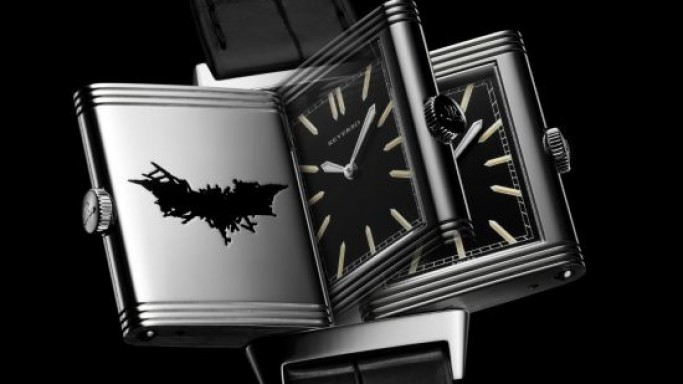 "Jaeger-LeCoultre ""The Dark Knight Rises"" Grande Reverso Ultra Thin Tribute to 1931"
