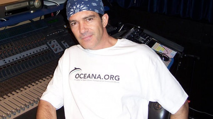 Antonio has actively campaigned for the NGO Oceana.