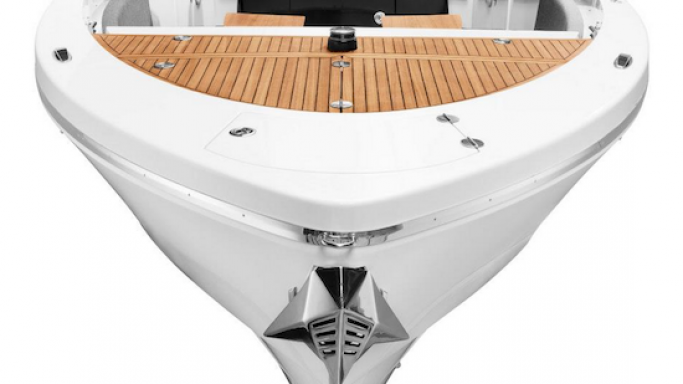 Frauscher 1017 LIDO to debut at Cannes Boat Show 2012