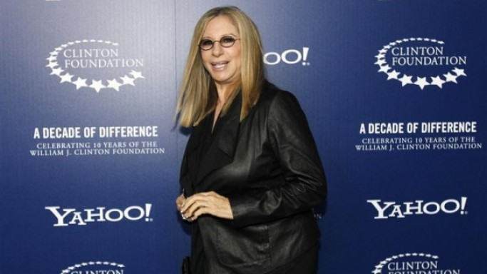The Streisand Foundation was established by the actress in 1986