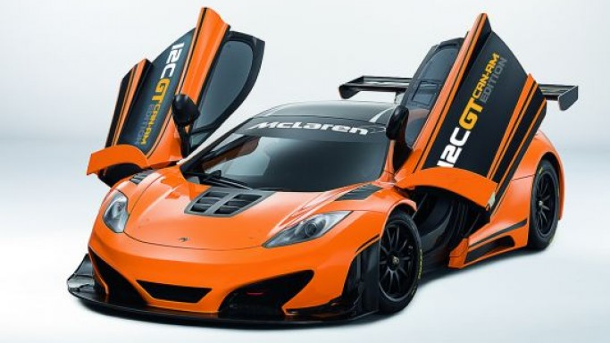 McLaren GT to produce 12C GT Can-Am Edition in a limited edition of 30 cars