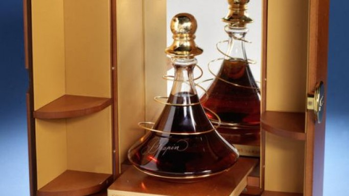 Pierre Frapin Cuvee 1888 Grand Cru Cognac is the top lot at Bonhams Fine & Rare Wine sale