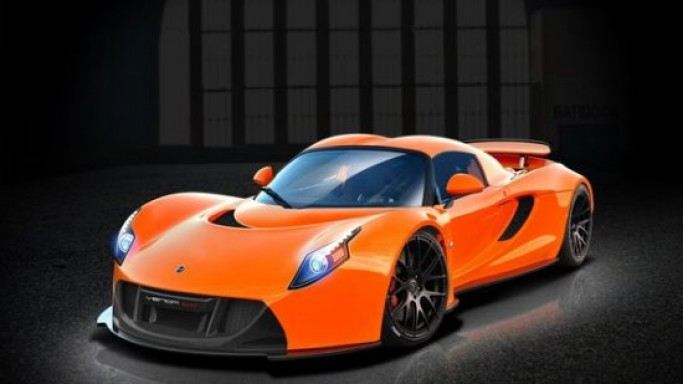 Hennessey Performance's $1.25-million Venom GT2 hypercar produces 1500 horsepower
