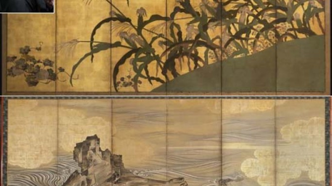 Larry Ellison Will Exhibit his Rarely-Seen Japanese Art Collection at the Asian Art Museum of San Francisco
