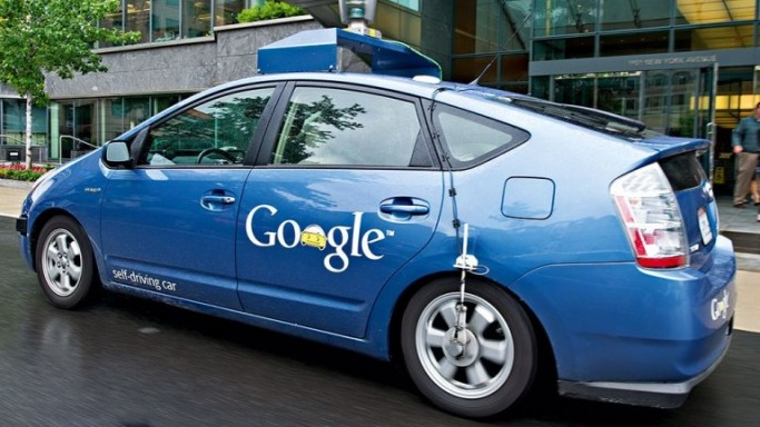 Google planning driverless cars to pick and drop commuters
