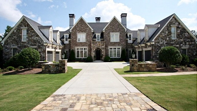 Ne-Yo mansion in Georgia