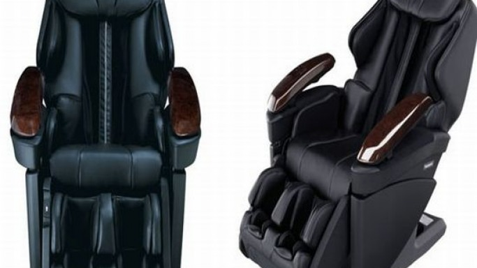 Panasonic's new massage chair is like having a personal masseuse at your service